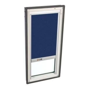 VELUX Dark Blue Solar Powered Light Filtering Skylight Blinds for FS S06 Models DISCONTINUED RSD S06 9050