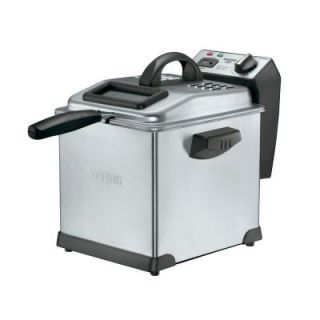 Waring Pro Digital 3 l Deep Fryer DF175