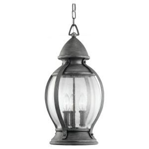 Sea Gull Lighting Kingston 3 Light Outdoor Stardust Pendant Fixture 60195 846
