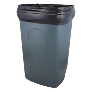 Husky 40 to 45 gal. Low Density Black Trash Liners (250 Count) HKYO45250B