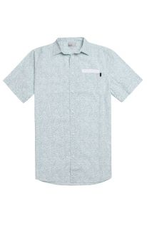 Mens Wesc Shirts   Wesc Never Enough Short Sleeve Woven Shirt