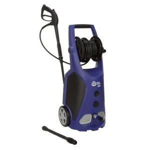 AR Blue Clean 1800 PSI 1.6 GPM Electric Pressure Washer with Total Stop System 390