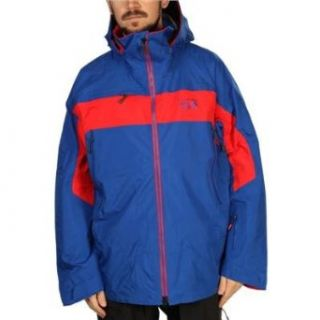 Mountain Hardwear Compulsion 3L Jacket 2014   XL Blue at  Men�s Clothing store