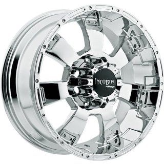 Incubus Krawler 17x9 Chrome Wheel / Rim 5x4.5 with a 12mm Offset and a 83.70 Hub Bore. Partnumber 815790545+12C Automotive