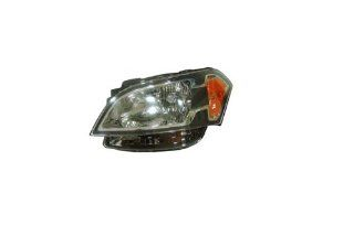 OE Replacement Kia Soul Driver Side Headlight Assembly Composite (Partslink Number KI2502139) Automotive
