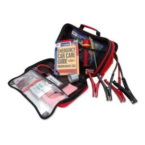 AAA Emergency Road Traveler Safety and First Aid Kit 63 Piece 4284AAA