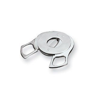 Stainless Steel Cigar Cutter Jewelry