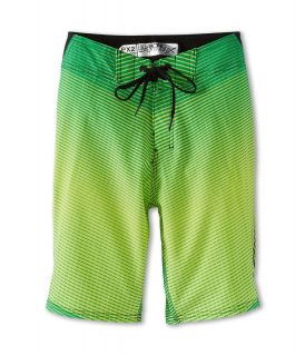Billabong Kids Nucleus Boardshort Boys Swimwear (Green)