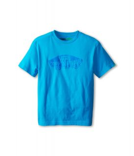 Vans Kids OTW Tee Boys T Shirt (Blue)