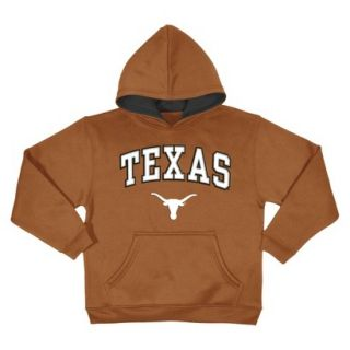 NCAA Kids Texas Sweatshirt   Team Color (S)