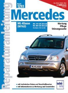 Mercedes Benz ML Klasse CDI (W163) Peter Russek Bücher
