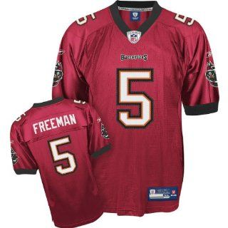 Reebok Tampa Bay Buccaneers Josh Freeman Authentic Jersey Size 56  Sports Fan Jerseys  Sports & Outdoors