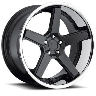 Niche Nurburg 20 Black Wheel / Rim 5x120 with a 40mm Offset and a 72.60 Hub Bore. Partnumber M880200021+40 Automotive