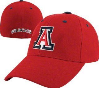 Arizona Wildcats Dynasty Alternate Color Fitted Hat  Sports Related Merchandise  Sports & Outdoors