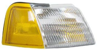 OE Replacement Ford Thunderbird/Mercury Cougar Passenger Side Parklight Assembly (Partslink Number FO2521111) Automotive