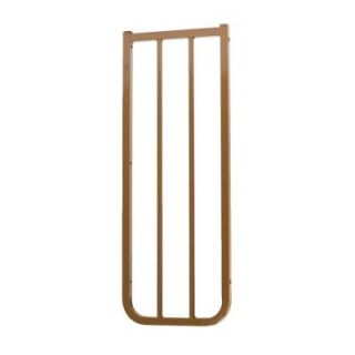 Cardinal Gates 10 1/2 in. Extension for Stairway Special Outdoor Safety Gate in Brown BX1 BRP