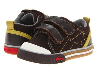 See Kai Run Kids Calder Boys Shoes (Brown)