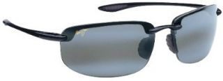 Maui Jim Ho'okipa 407 Sunglasses Color Black / Grey Lens Size Sunglasses Shoes