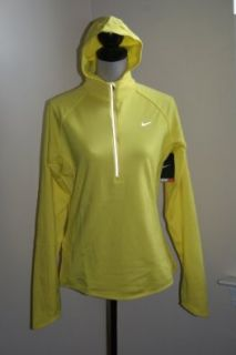 Nike Womens Element Thermal Running Hoodie Shoes
