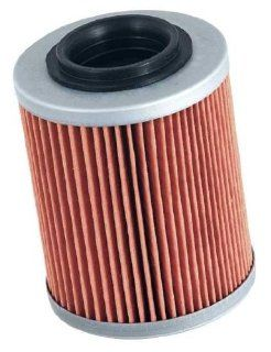 K&N Engineering Performance Gold Oil Filter KN 152 Automotive