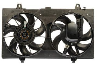 Dorman 621 159 Dual Fan Assembly for Nissan Sentra Automotive
