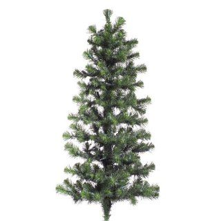 3 ft. PVC Christmas Tree   Green   Douglas Fir   166 Tips   Unlit   Vickerman A808793 Wall Tree   Ceiling Fan Lights
