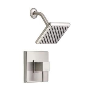 Danze Reef Single Handle Shower Faucet Trim Only in Brushed Nickel D510533BNT