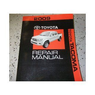 2009 Toyota Tacoma TRUCK Service Shop Repair Manual FACTORY VOL 3 OEM FACTORY toyota Books