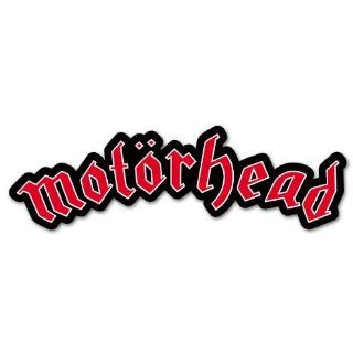 "Motorhead heavy metal Mot�rhead sticker decal 8"" x 3""  Other Products"