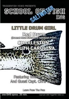 "School Of Saltwater Fishing, ""Little Drum Girl"" Whitney March, Unavailable, Triggerfish Video  Instant Video"