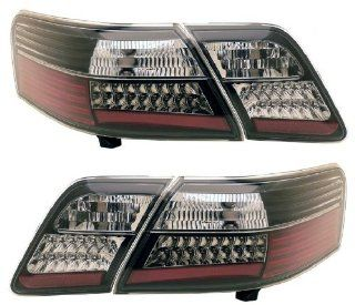 TOYOTA CAMRY 07 08 LED TAIL LIGHT 4 PCS BLACK NEW Automotive
