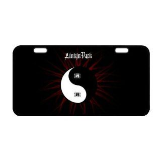 Linkin Park Metal License Plate Frame LP 236 Sports & Outdoors