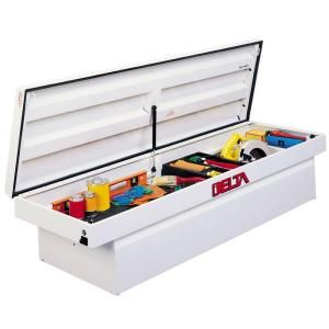 70 in. Steel Single Lid Full Size Crossover Tool Box 904000D