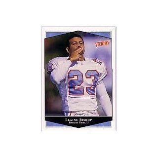 1999 Upper Deck Victory #270 Blaine Bishop Sports Collectibles