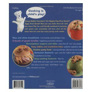 Pillsbury Kids Cookbook Food Fun for Boys and Girls Pillsbury Editors 9780764578618 Books