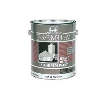 Heavy Duty Aluminum Paint