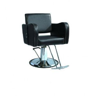 New Black Modern Hydraulic Barber Chair Styling Salon Beauty Spa Supplier 8850  Beauty Products  Beauty