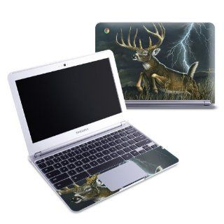 Thunder Buck Design Protective Decal Skin Sticker (High Gloss Coating) for Samsung Chromebook 11.6 inch XE303C12 Notebook Computers & Accessories