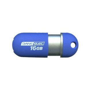 Dane Elec 1GB Portable Memory Micro USB Flash Drive (Blue) Computers & Accessories