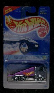 Hot Wheels 1994 337 PURPLE Ramp Truck Racing Metals Series 2 of 4 164 Scale Toys & Games