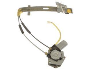 Dorman 741 338 Rear Driver Side Replacement Power Window Regulator with Motor for Mazda Prot�g� Automotive