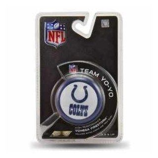 Indianapolis Colts NFL High Performance Yomega Firestorm Design Yo Yo Sports & Outdoors