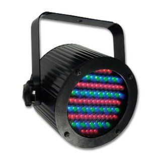 Dailyart 12w 76pcs Led Chips Dmx512 RGB LED Stage Effect .Spotlight Rain Light . For KTV Club Party Disco Bar Musical Instruments