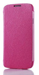 Shining Gold ZJX(TM)Rose Flip Back Leather Case Cover For Samsung Galaxy S4, I9500 Cell Phones & Accessories