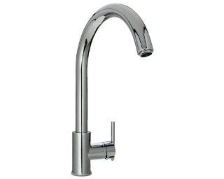MR Direct 711 c Chrome Single Handle Kitchen Faucet   Touch On Kitchen Sink Faucets