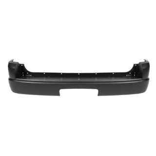 CarPartsDepot 352 181853 20 Pm, Rear Bumper Facial Primed Cover 4Dr Wo Sensor Automotive
