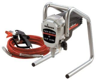 Wagner Power Products 9140S 1/2 HP Twin Stroke Piston Pump Paint Sprayer