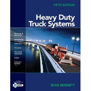 By Sean (Sean Bennett) Bennett Workbook for Bennett's Heavy Duty Truck Systems Fifth (5th) Edition  Author  Books