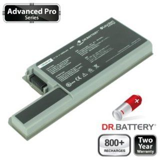 Dr. Battery Advanced Pro Series Laptop / Notebook Battery Replacement for Dell 451 10410 (4400mAh / 49Wh) 800+ Charge Cycles. 2 Year Warranty Electronics