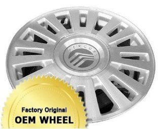 MERCURY GRAND MARQUIS 16x7 16 SPOKE Factory Oem Wheel Rim  SILVER   Remanufactured Automotive